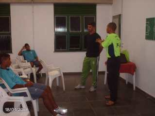 Palestra no America Mineiro