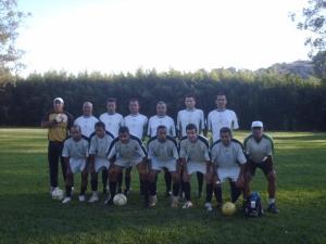 America FC comissão téc. campo do CECRISA MG