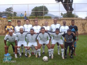 AMÉRICA F.C COMISSÃO X CITROCLUBE CEL FABR.