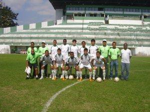 AMÉRICA FUTEBOL CLUBE JUVENIL 5-2008