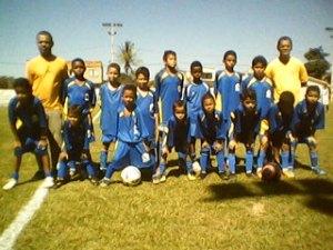 FUTCIA 04 X CEFALS 03, CAMPO DO LAGOA SANTA 03 de março de 2012