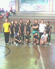 Equipe de Handebol Junho de 2012