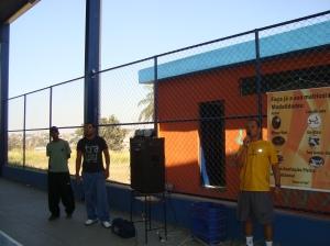 Aulão de Ginástica Agita Ratecos 2010