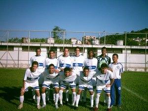 Vespasiano Minas Gerais Juniores 2005/6