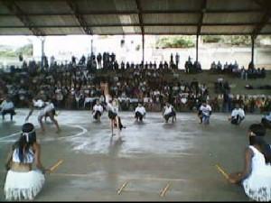 Projeto de dança maculelê 2011 EMB