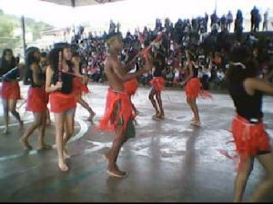 Projeto de dança - Maculelê 2011 E M Barbara Maria Salomão