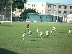 Marcos Vinicios Futcia no Campo do Lagoa 12`10 - 2010-11