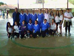 Esporte escolar uma iniciativa que traz bons frutos futuros, quando a regra do jogo possa ser entendida como normas de convivência social.