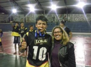"""Lincoln Artilheiro da Copa   """"Ratecos"""" 2013"""