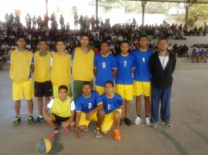901 Equipe Amarelo, 804 Azul