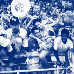 Torcida do Cruzeiro 2007 Foto: Elmo Alves