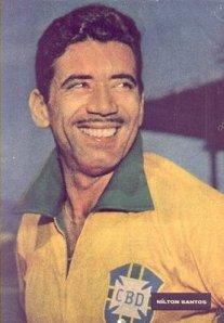 NILTON SANTOS - Seleção Brasileira de Futebol