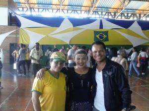 Festival de Dança, E.M Elza Drumond Toledo, Vespasiano-MG, com Professoras Roberta Santos e Wagna Giselda da Silva. Junho de 2014