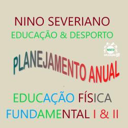 PLANEJAMENTO DE CURSO EF FUND I E II